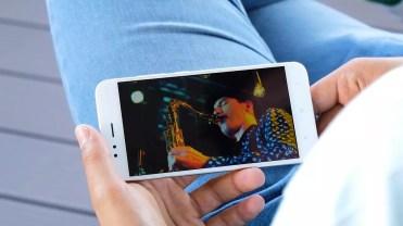 Calidad de la pantalla del Xiaomi Mi 5X