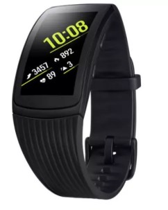 Pulsera Samsung Gear Fit 2 Pro de color negro