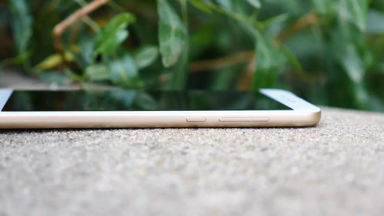 Anlisis Xiaomi Mi 5c Todas Las Caractersticas Opiniones Y Diseo Mi5c Android Nougat 71 Lateral Del