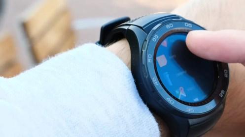 Uso Huawei Watch 2