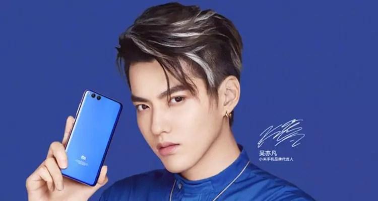 Imagen trasera del Xiaomi Mi Note 3 precio