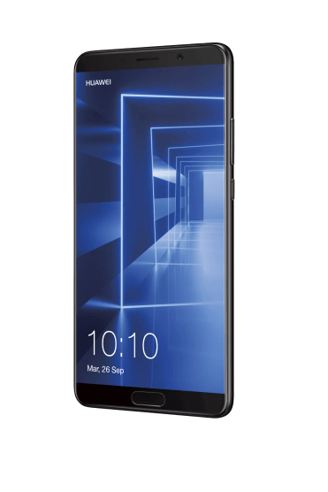 Lateral del Huawei Mate 10