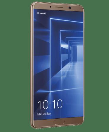 Frontal Huawei Mate 10 Mocca