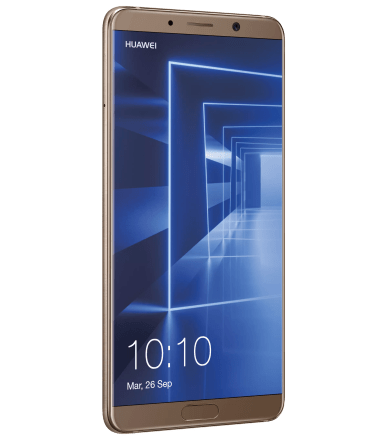 Frontal Huawei Mate 10 Mocca