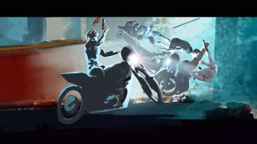 Contenidos cómicas en realidad virtual mixta