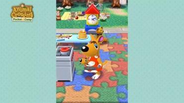Decoración en Animal Crossing Pocket Camp