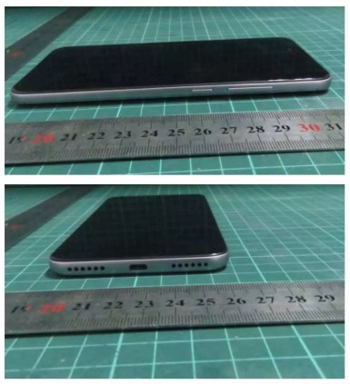 Laterales del Xiaomi Redmi Note 5A Prime