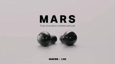 Aspecto de los LINE Mars