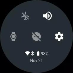 Conexiones inalámbricas en Android Wear 2.6