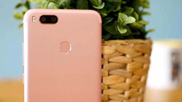 Teléfono Xiaomi Mi A1