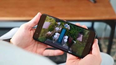 Calidad del panel Xiaomi Mi Note 3