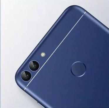 Cámara del Huawei Enjoy 7S
