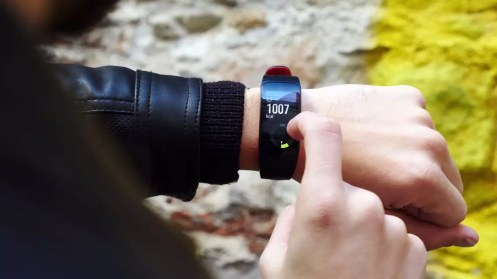 Notificaciones en la Samsung Gear Fit 2 Pro