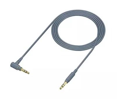 Cable incluido con los Sony WHH800