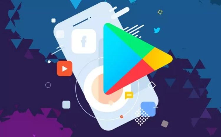 Logotipo Play Store