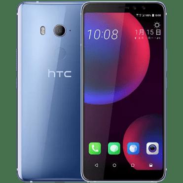 Imagen frontal del HTC U11 EYEs
