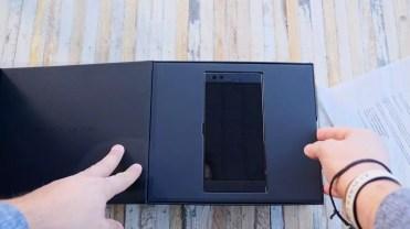 Packaging Razer Phone