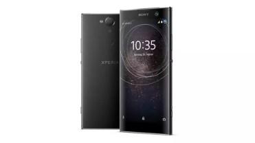 Sony Xperia XA2 color negro