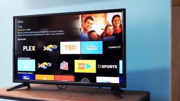 Uso interfaz Amazon Fire TV Stick