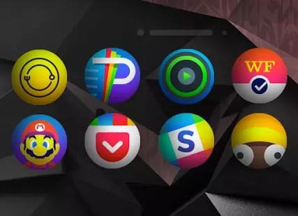 Aplicación Wenrum - Icon Pack