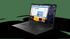 Lateral del Lenovo ThinkPad X1 Carbon