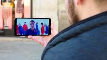Calidad de la pantalla del Xiaomi Redmi 5 Plus