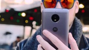 Tarsera del Motorola Moto E4 Plus