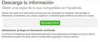 Descarga imagenes Facebook final