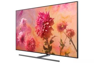 Esquina nuevo televisor QLED de Samsung