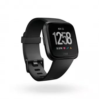 Imagen lateral del Fitbit Versa
