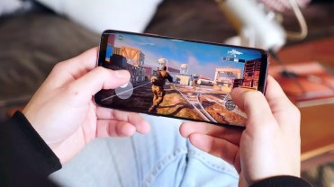 calidad pantalla Samsung Galaxy S9+