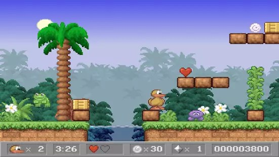 Juego Android Charlie the Duck