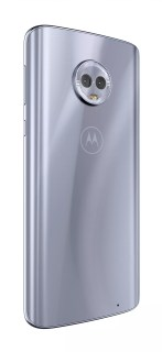 Diseño del Motorola Moto G6