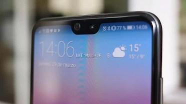 Notch del Huawei P20 Pro