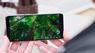 Calidad de la pantalla del Huawei P20