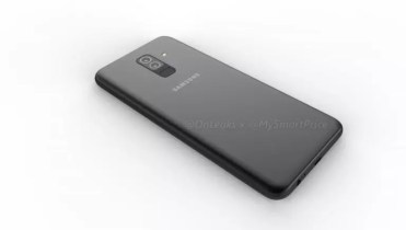 Trasera Samsung Galaxy A6
