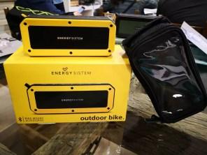Caja del altavoz Energy Outdoor Box