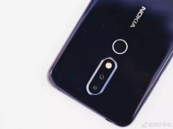 Diseño trasera del Nokia X