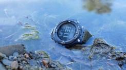 Casio Pro Trek en el agua