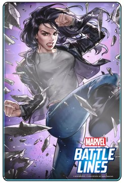 Carta de Jessica Jones en MARVEL Battle Lines