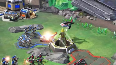 Juego Command & Conquer Rivals