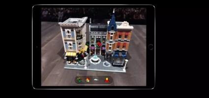 LEGO AR en iOS 12