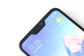 Notch del Xiaomi Redmi 6 Pro