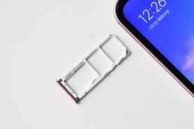 Bandeja Dual SIM del Xiaomi Redmi 6 Pro
