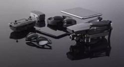 Conjunto del dron DJI Mavic 2