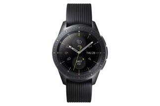Samsung Galaxy Watch negro imagen frontal