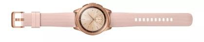 Superior del Samsung Galaxy Watch color rosa