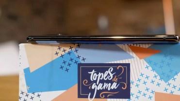 lateral del Nokia 8 Sirocco