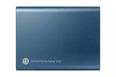 Diseño del Samsung T5 Portable SSD