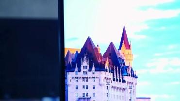 Marcos de los televisores Samsung QLED 8K